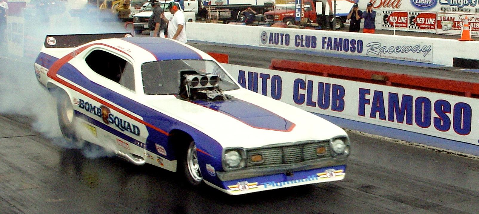 Famoso Raceway   Mendy Fry's Nitro Kitty Blog