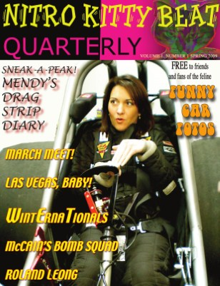 Nitro Kitty Beat Quarterly
