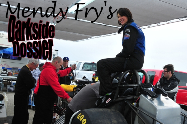 Mendy Fry's Darkside Dossier in Drag Racing Online