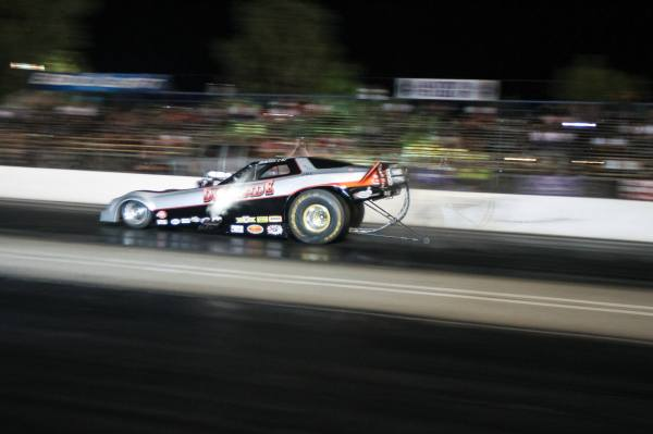 Smokey's Darkside at Saturday Night Nitro (photo by Rob Gibson)
